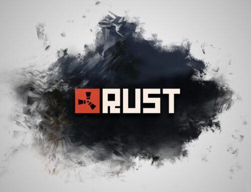 New Rust server