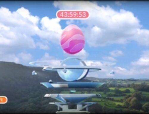 Pokémon Go spent all weekend hyping a mysterious raid egg